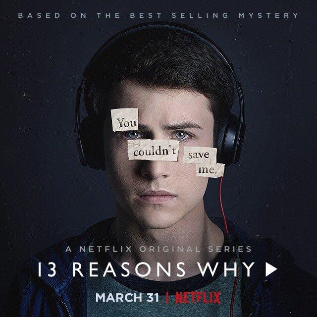海外ドラマ『13の理由』は間違いなく今年最高傑作。社会の闇を自分に問う覚悟はできましたか?