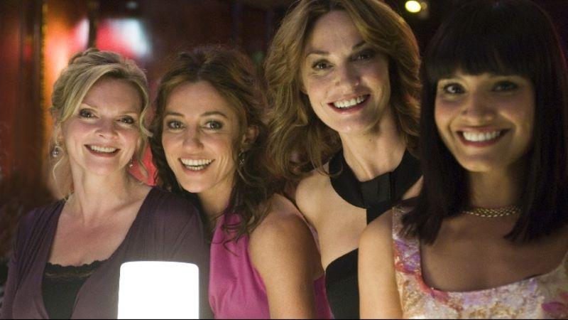 【ネタバレ】海外ドラマ『ミストレス ~愛人たちの秘密』全話感想。アラフォー女性4人組が欲望と背徳のスパイラルへ