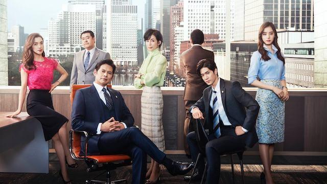 日本版ドラマ『SUITS(スーツ2)Season2』視聴率一覧・推移【最終回まで更新中】