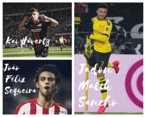 【2020】若手サッカー有望選手ランキング!未来のバロンドール候補はこの中から生まれる!